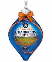 Astros Ornament