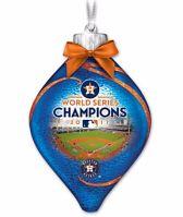 Astros Ornament